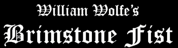 Brimstone Fist - Logo