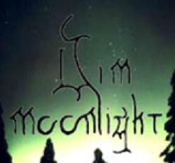Dim Moonlight - Logo