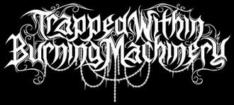 Trapped Within Burning Machinery - Logo