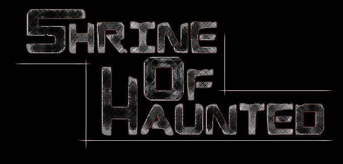 Shrine of Haunted - Logo