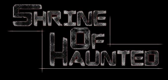 Shrine of Haunted - Logo