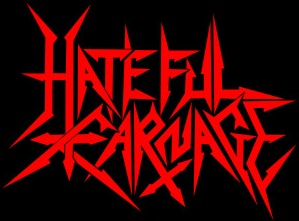 Hateful Carnage - Logo