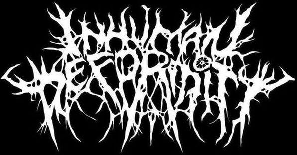 Inhuman Deformity - Logo
