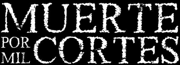 Muerte por Mil Cortes - Logo