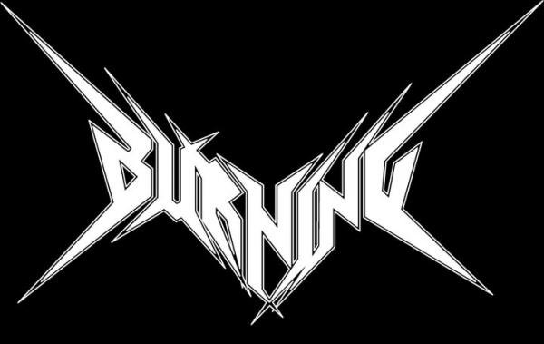 Burning - Logo