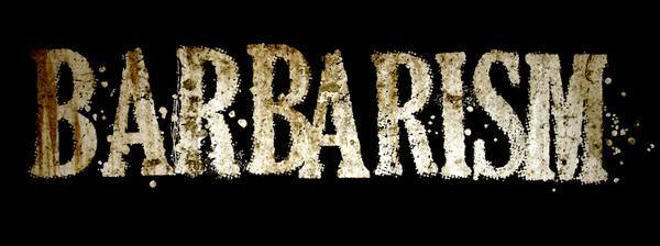 Barbarism - Logo