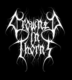 Crowned in Thorns - Logo