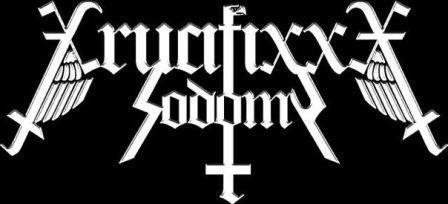 Crucifixxx Sodomy - Logo