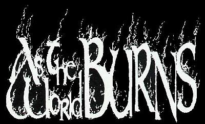 As the World Burns - Logo