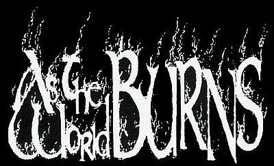 As the World Burns - Logo