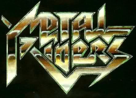 Metal Riders - Logo