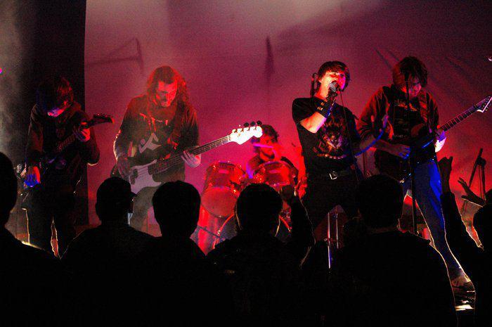 Metal Riders - Photo
