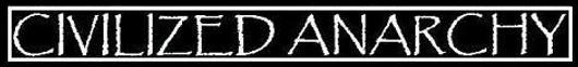Civilized Anarchy - Logo