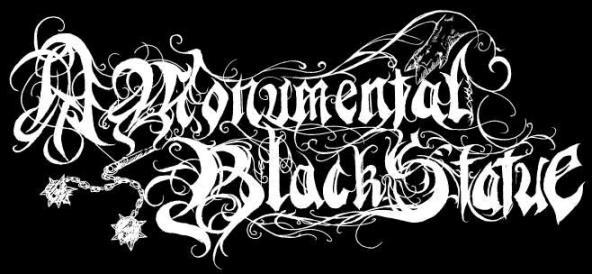 A Monumental Black Statue - Logo