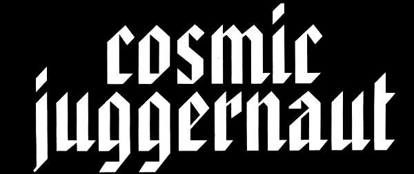 Cosmic Juggernaut - Logo