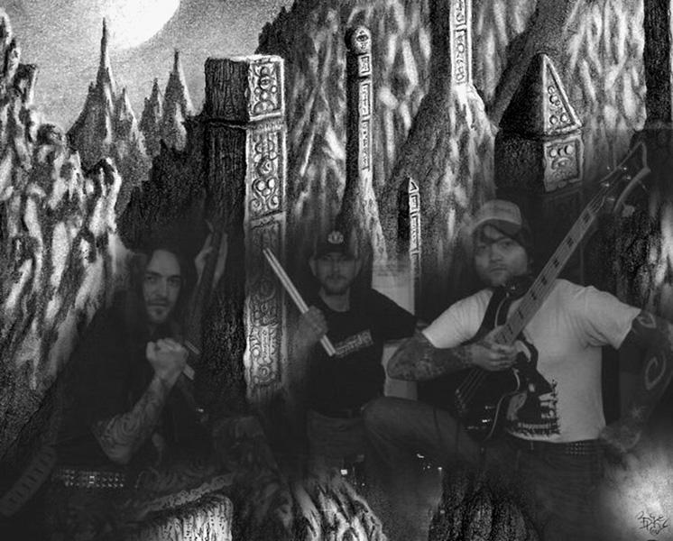 Jackal-headed Guard of the Dead - Photo