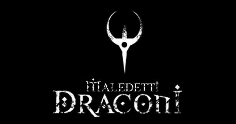Maledetti Draconi - Logo