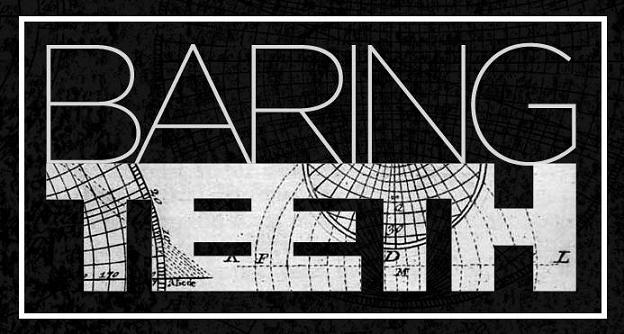Baring Teeth - Logo