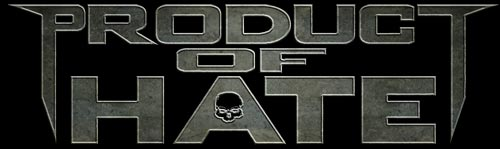 Product of Hate - Logo