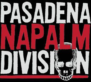 Pasadena Napalm Division - Logo