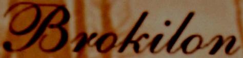 Brokilon - Logo