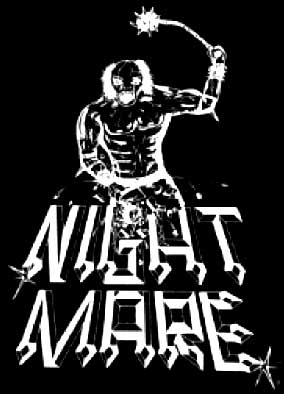 Nightmare - Logo