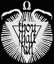 Thou Shalt Fall - Logo