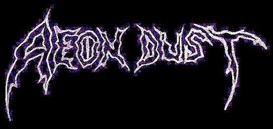 Aeon Dust - Logo