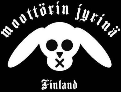 Moottörin Jyrinä - Logo