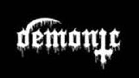 Demonic - Logo