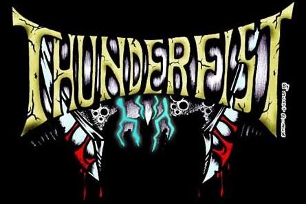 Thunderfist - Logo