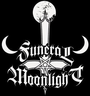 Funeral Moonlight - Logo