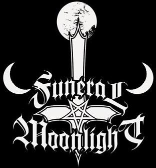 Funeral Moonlight - Logo