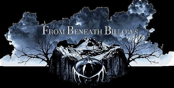 From Beneath Billows - Logo