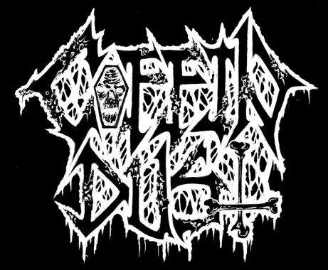 Coffin Dust - Logo
