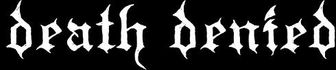 Death Denied - Logo