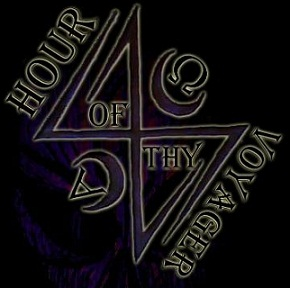 Hour of Thy Voyager - Logo