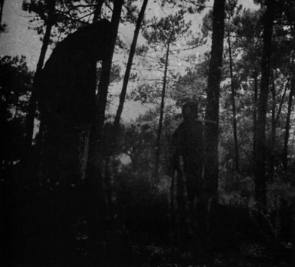 Hanged Ghost - Photo