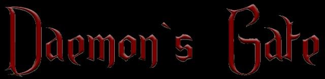 Daemon's Gate - Logo