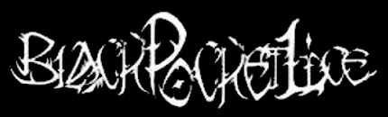 Black Pocket Lice - Logo