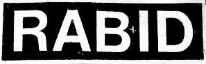 Rabid - Logo