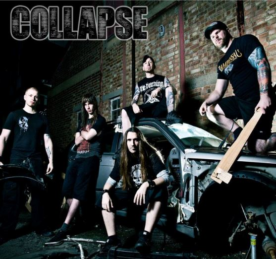 Collapse - Photo