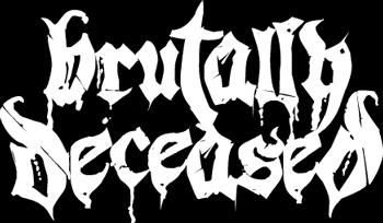 Brutally Deceased - Logo