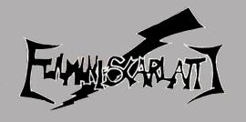 Fulmini Scarlatti - Logo