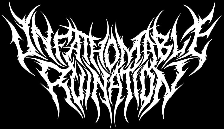 Unfathomable Ruination - Logo