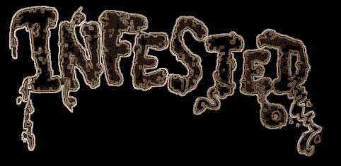 Infested - Logo