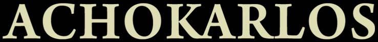Achokarlos - Logo