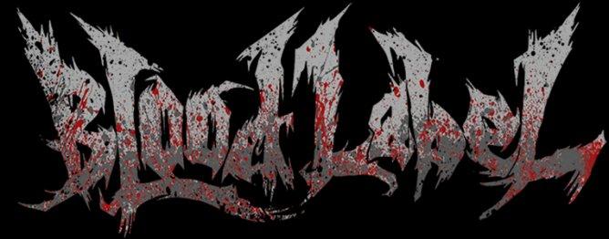 Blood Label - Logo