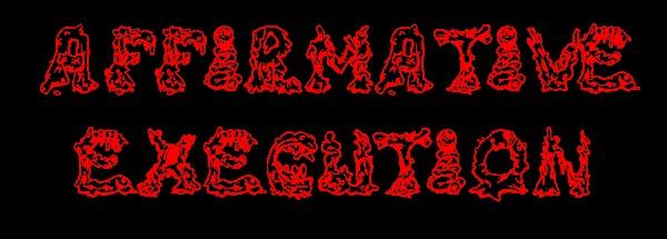 Affirmative Execution - Logo