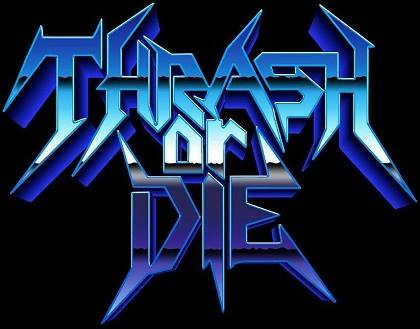 Thrash or Die - Logo